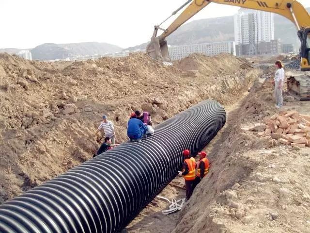 西安市排水外网工程