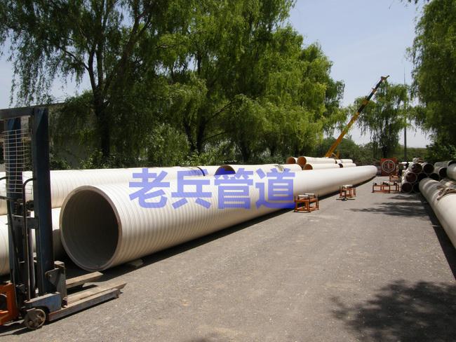 HDPE通用增强网状结构壁管