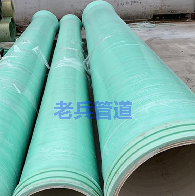 KCG(C型)纤维增强衬塑复合管